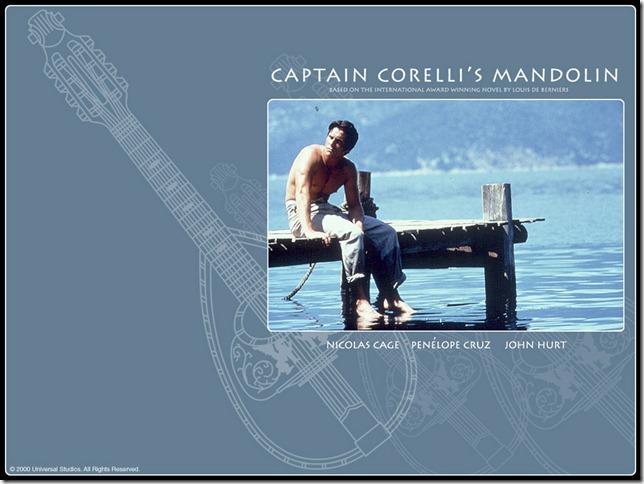 Captain Corelli's Mandolin (2)