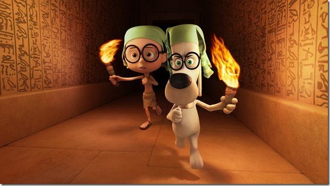 Mr. Peabody & Sherman (9)