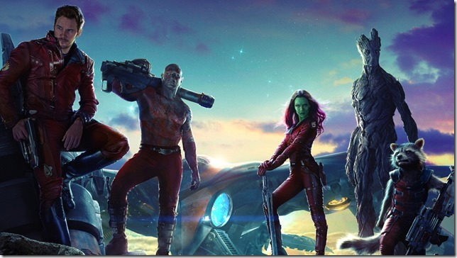 Guardians Of The Galaxy (15)